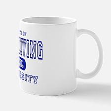 Cliff Diving University Mug