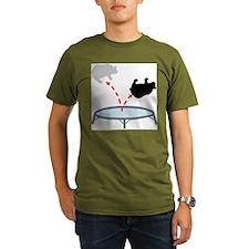 Trampoline Bear T-Shirt