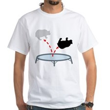 Trampoline Bear Shirt