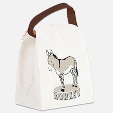 Zonkey Canvas Lunch Bag