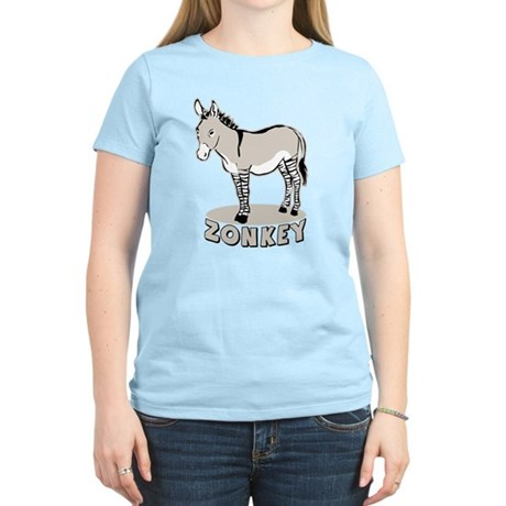Zonkey Women's Light T-Shirt