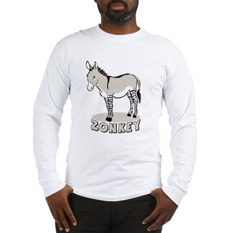 Zonkey Long Sleeve T-Shirt
