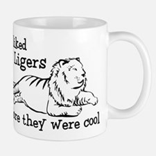 I Liked Ligers Before They Were Cool Small Small Mug
