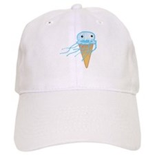 Jellyfish Ice Cream Baseball Cap