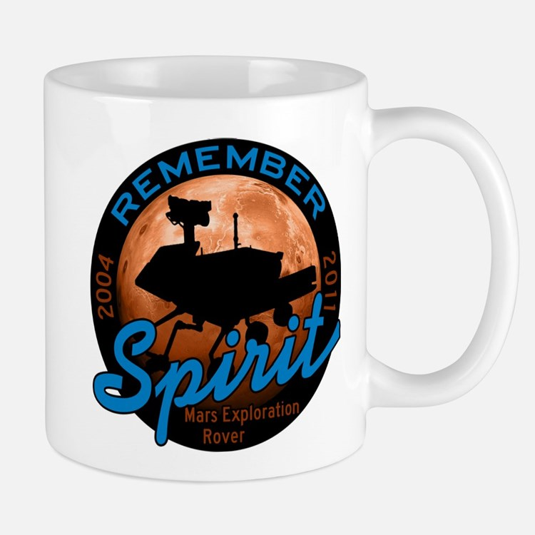 Remember Spirit Rover Mug
