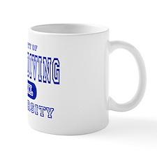 Scuba Diving University Mug