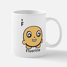 Cute Element Fluorine Mug
