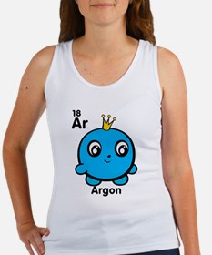 Cute Element Argon Women's Tank Top
