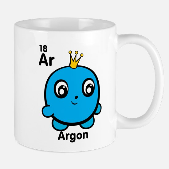 Cute Element Argon Mug