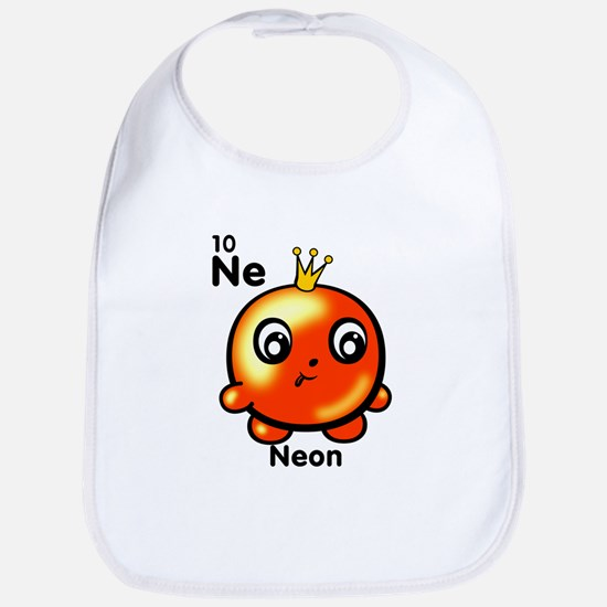 Cute Element Neon Bib
