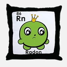 Cute Element Radon Throw Pillow