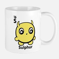 Cute Element Sulphur Mug