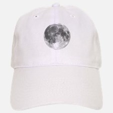 The Moon Baseball Baseball Cap