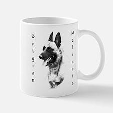 Malinois Charcoal Mug