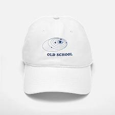 Old School Solar System Baseball Baseball Cap