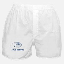Old School Solar System Boxer Shorts