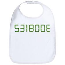 Calculator 5318008 Boobies Bib