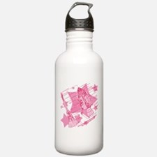 Pink Space Capsule Water Bottle