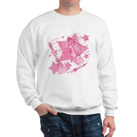 Pink Space Capsule Sweatshirt