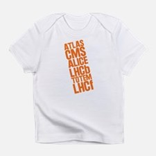LHC Detectors Infant T-Shirt