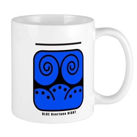 BLUE Overtone NIGHT Mug