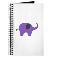 lone purple elephant Journal