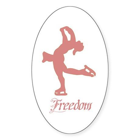 Freedom Vinyl Sticker