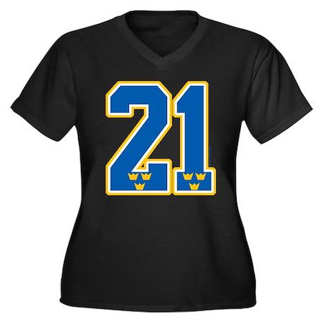SE 21 5_H_F Plus Size T-Shirt