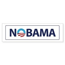 NOBAMA Bumper Bumper Sticker