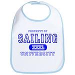 Sailing University Bib