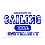Sailing University Postcards (Package of 8)