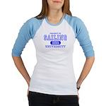 Sailing University Jr. Raglan