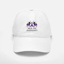 Walk For Alzheimer's Baseball Baseball Cap