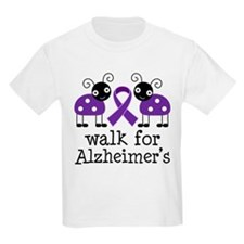 Walk For Alzheimer's T-Shirt