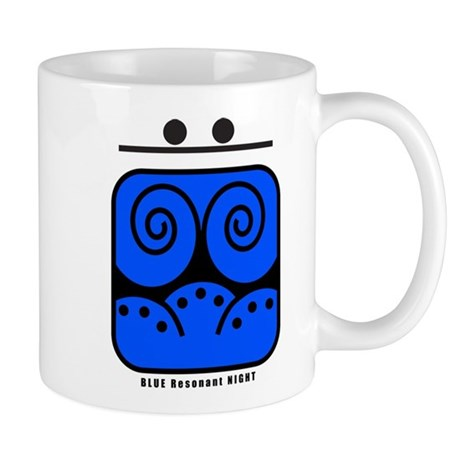 BLUE Resonant NIGHT Mug
