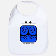 BLUE Resonant NIGHT Bib