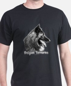 Tervuren Charcoal T-Shirt