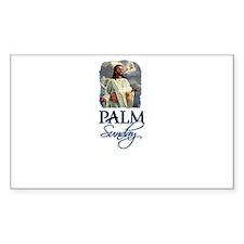 Palm Sunday Jesus Decal