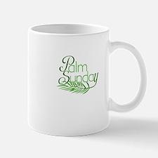 Palm Sunday Jesus Mug