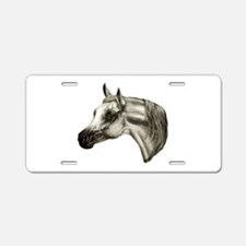 Arabian Horse Aluminum License Plate