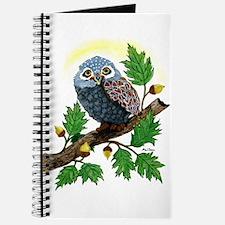Art: Oak Tree Owl Journal