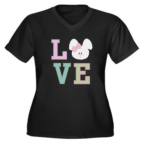 Bunny Love Plus Size T-Shirt