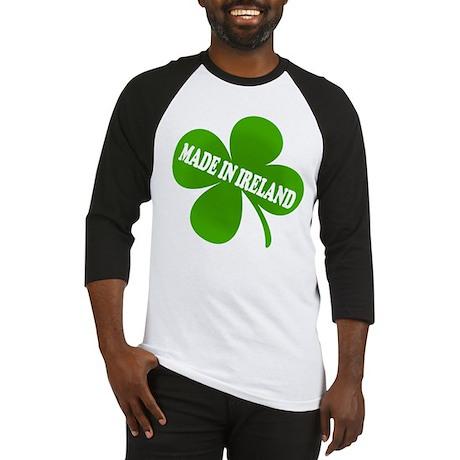 Made in Ireland Baseball Jersey
