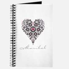 Love Maribel Journal