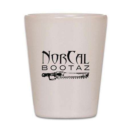 Norcal Bootaz Shot Glass