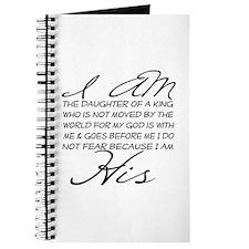 I am His script letters Journal