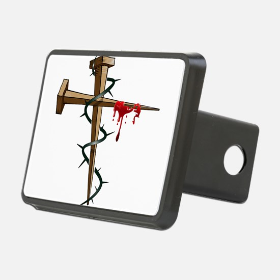 Nail Cross Hitch Cover