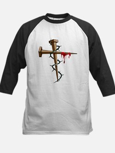 Nail Cross Baseball Jersey