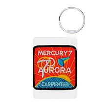 Aurora 7-Scott Carpenter Keychains