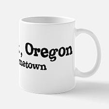 Fort Rock - Hometown Mug